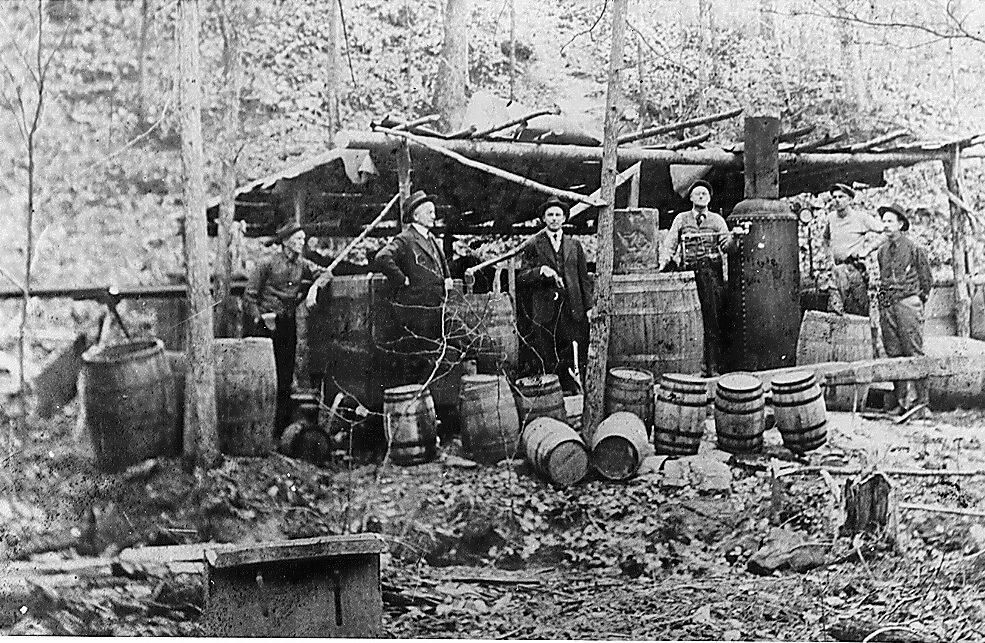 Thirsty Thursday: Moonshine & Other Notorious Brews ...