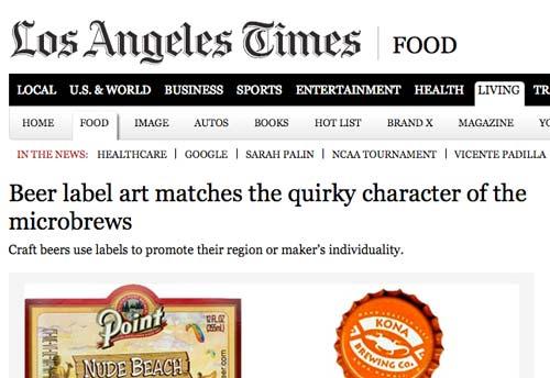 la-times-beer-label-art