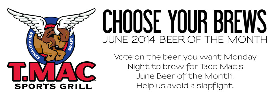 Choose the next beer we brew
